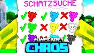 Die 9.999.999€ SCHATZSUCHE?! - Minecraft CHAOS #21 [Deutsch/HD]