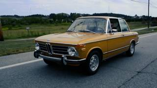 1972 bmw 2002 tii review   watch full hd 1080p