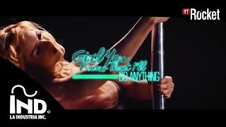 Nicky Jam Ft. Kid Ink - With You Tonight Remix | Video Lyric