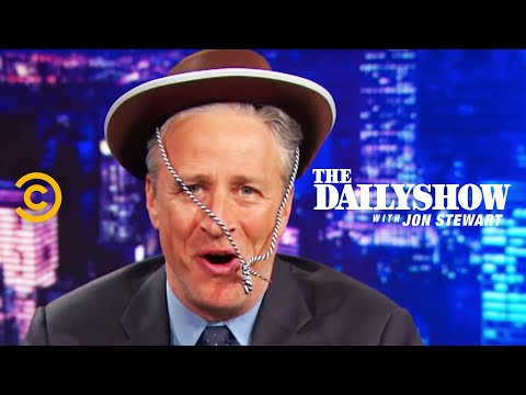 The Daily Show - Shakes on a Plain & Secret Agent Can