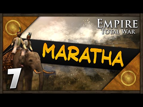 Empire Total War: Darthmod - Maratha Confederacy Campaign #7 ~ Siege of Ceylon!