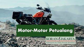 Inilah Motor-Motor Terbaik Untuk Touring