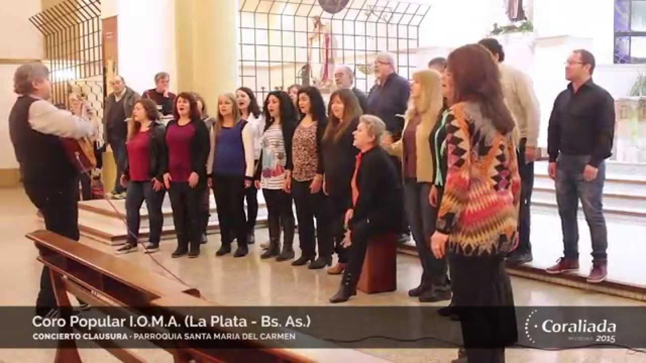 Coro Popular IOMA