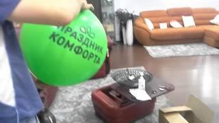 Большие шары 1метр. Большие шары в Казани. Нанесение логотипа на большие шары(, 2015-06-29T08:02:47.000Z)