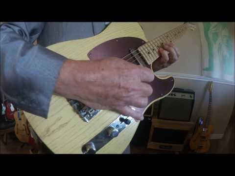 Pitch Pilot Demo - Fender® Telecaster