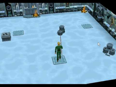 Runescape Dungeoneering Guide - Ice Puzzle Room Commentary.
