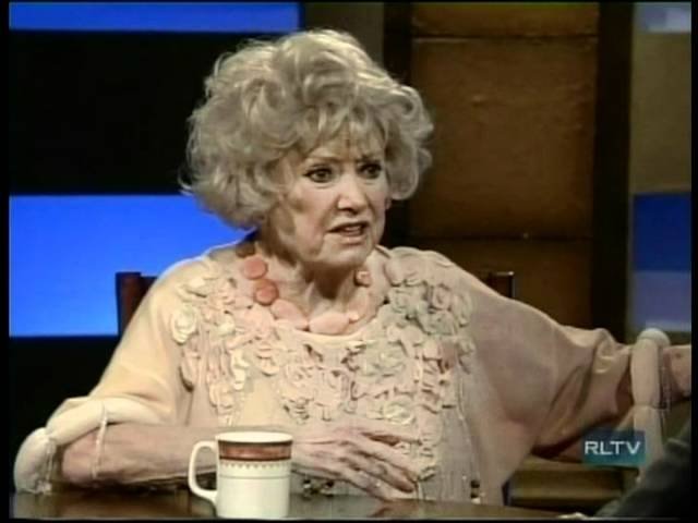 "Phyllis Diller on ""The Magic of Believing"": the book that shaped her life"