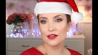 Elegancki, klasyczny, super trwały makijaż Świąteczny z nowościami od Deborah.