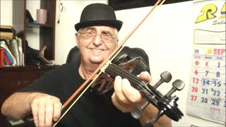 Fiddle Love @Bud Brown. -Retired in the Philippines. September 20, 2020