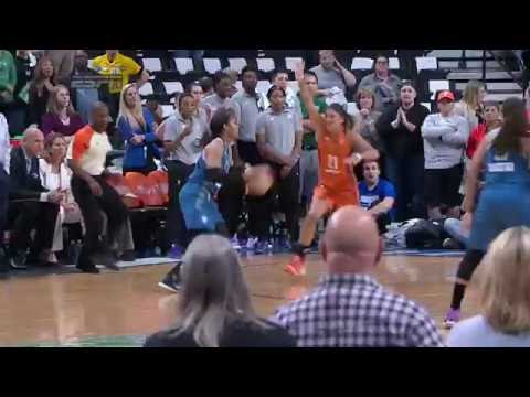 Maya Moore Drops 31 on PHX in Game 1 Win