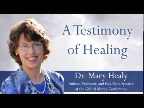 Testimony on healing
