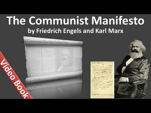 The Communist Manifesto Audiobook by Friedrich Engels and Karl Marx