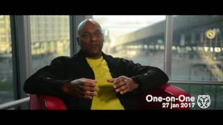 One-on-One #3: Colin Salmon