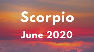 SCORPIO THEY WANT YOU BACK! A NEW BEGINNING!JUNE 2020