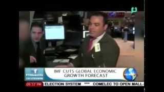 NewsLife: IMF cuts global economic growth forecast || July 10, 2015