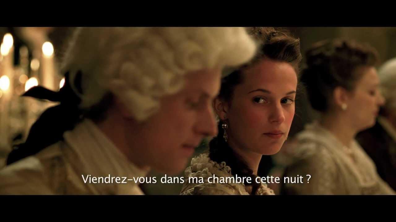 Royal Affair - Bande annonce VOST