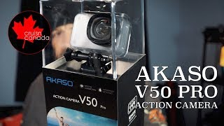 AKASO V50 Pro | First Look & Review