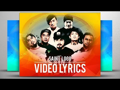 Saint Loco - Bebas feat  Iwa K & DJ Tius (Official Video Lyrics NAGASWARA) #music