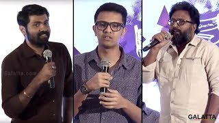 Aruvi was made after a worst Short Film - Arun Prabhu | Ram | Karthick Naren