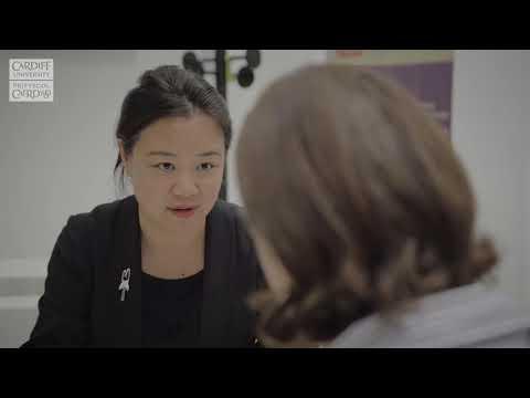 International Cardiff: Dr Haili Ma (China)