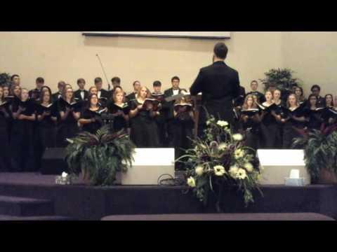 Butler County High School Chamber Choir part 3
