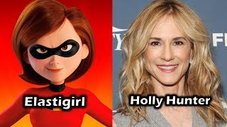 Characters and Voice Actors - Incredibles 2
