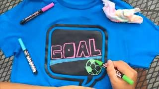Draw, Play Soccer & Erase!