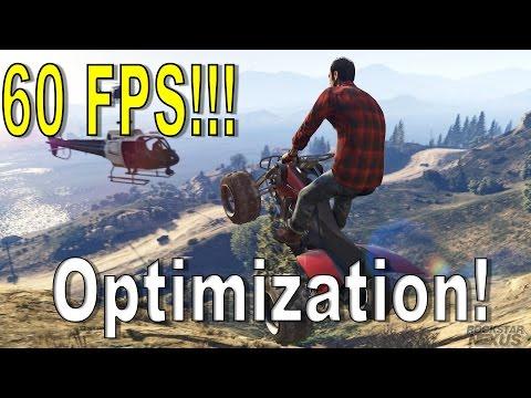 GTA 5 Оптимизация и повышение фпс! (Как убрать тени!)