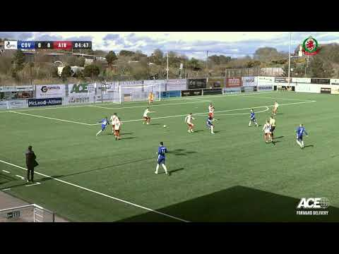 Cove Rangers Airdrieonians Goals And Highlights