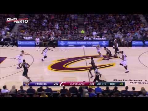 Phoenix Suns vs Cleveland Cavaliers   Full Game Highlights   January 19, 2017   2016 17 NBA Season