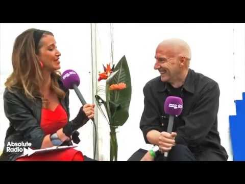Midge Ure Interview with Absolute 80s Sarah Champion