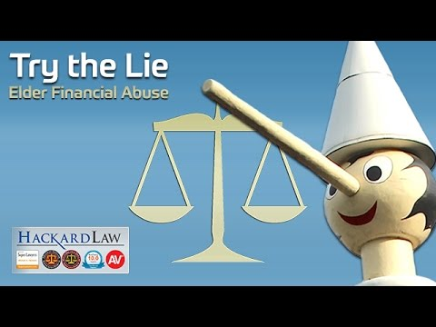 Lying Trustee Exposed | CA Elder Financial Abuse Litigation