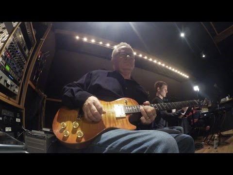 American Idol recording session | The Weeknd | Earned It cover | Guitar Solo | Tim Pierce
