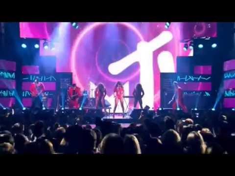 БЬЯНКА - Звук гАвно (live) / Премия MTV EMA 2014