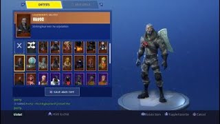 Fortnite Selling Account ! Lost My Job:(