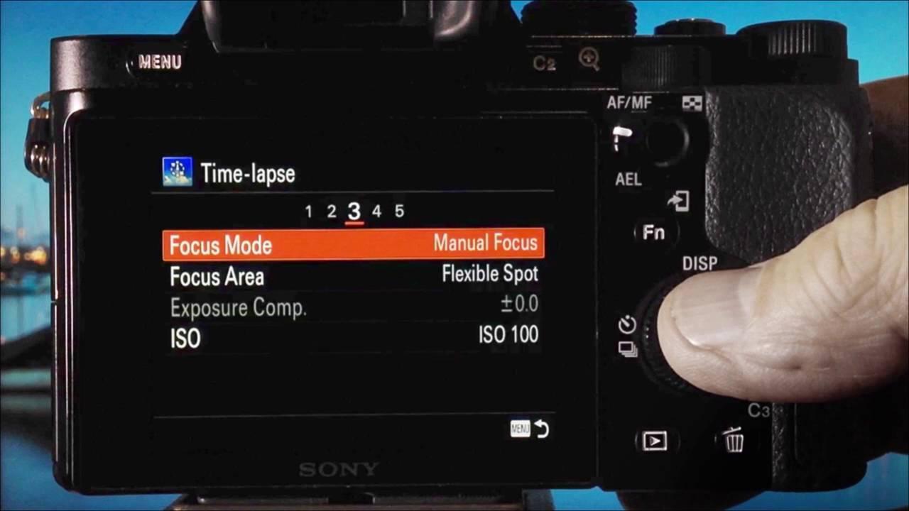 Sony Apps Kamera