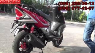 Видео обзор нового скутера 2015 года VIPER VP150M Mototek