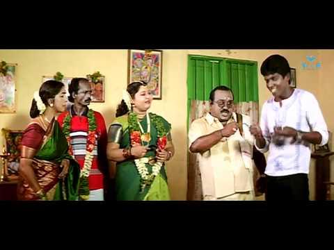 Ippodiku Kadhaludan Seenu Movie : Kancha Karuppu Aarthi Comedy Scene