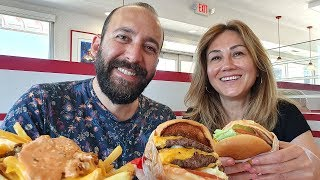 In-N-Out Burger Gizli MenüLerini Denedik