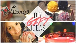 Cheap & Easy DIY Gifts! ❅ Collab with Mawizaaable! Thumbnail