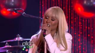 "Christina Aguilera and Blake Shelton - ""Just a Fool"" (Live)"
