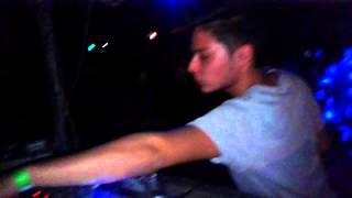 Lino Dj live @Lido Azzurro (22/06/2013) B3B Dj Rabbit and Villardita Dj
