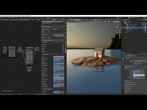 Substance 3D add-on for Blender