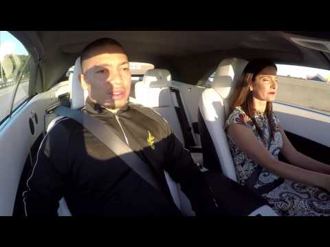 Driving Cleveland with Coach Tyronn Lue Part 1