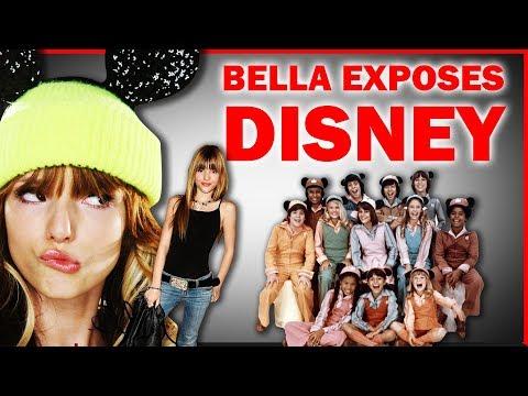 Disney Exposed By Bella Thorne!