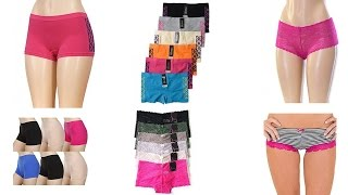Top 5 Best boy short panties Reviews | Top Product Reviews World Wide