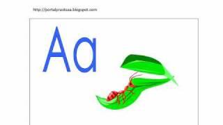 bantuan mengajar alphabet (abjad).flv