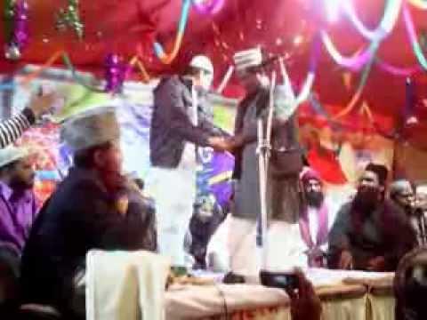Sharfuddin Sharaf Jaunpuri, naat-jalsa, Noida, sector-9,by: Master Shahnoor alam, 9313105877