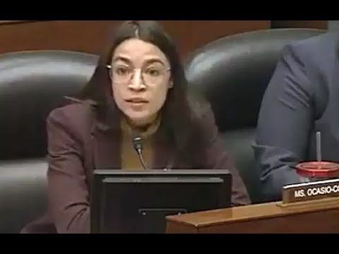 AOC Confronts Gilead CEO for $2,000 Price Tag for HIV Drug Truvada