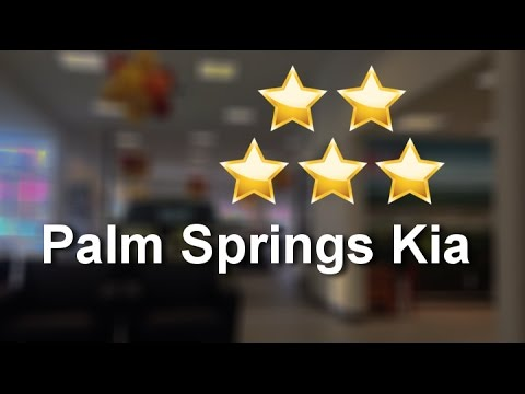Palm Springs Kia Cathedral City Outstanding Five Star Review by Chelsea R.